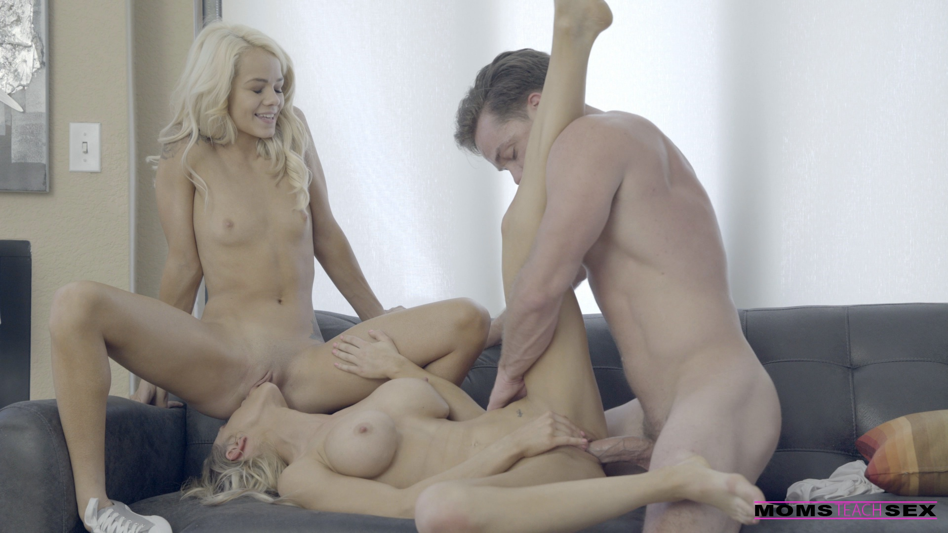 MomsTeachSex.com - Alix Lynx,Elsa Jean: Listen To Your Mommy - S6:E5