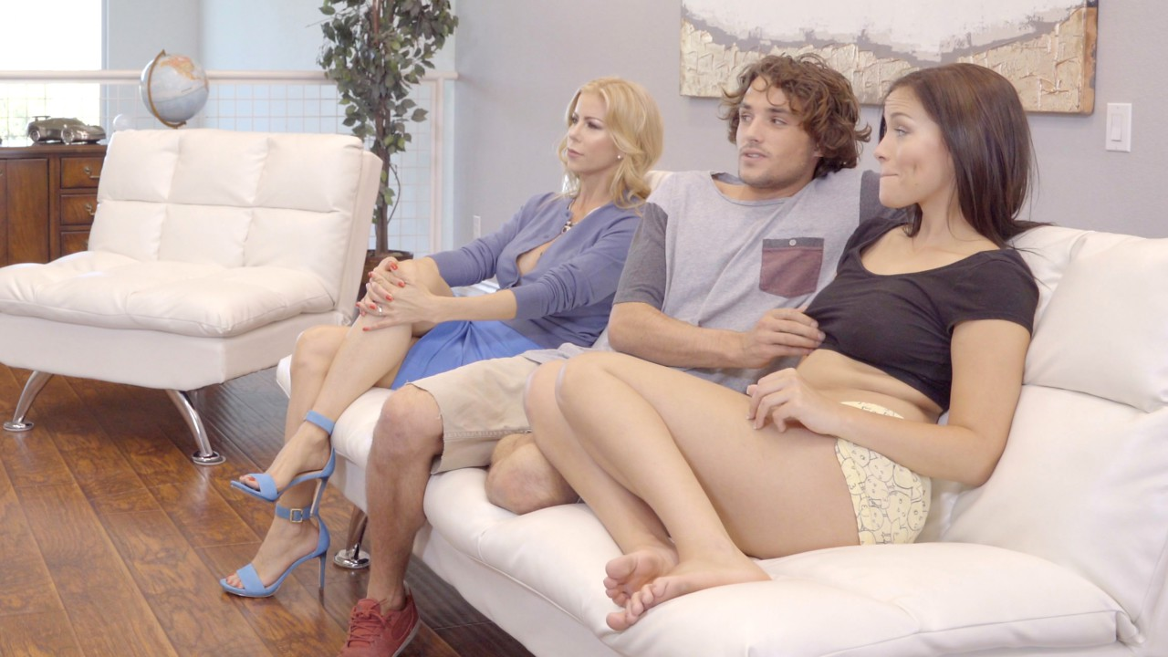 MomsTeachSex.com - Alexis Fawx,Karter Foxx: What Were You Doing - S6:E2